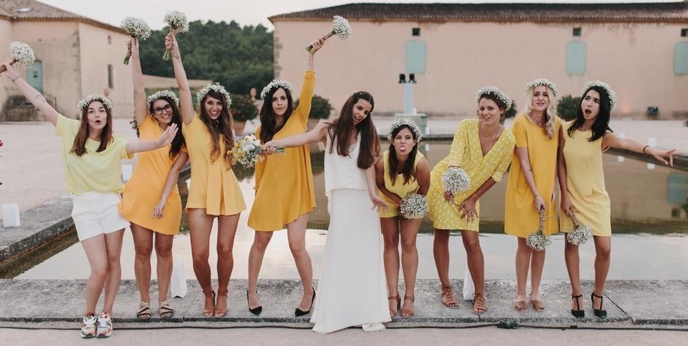 Dress code : jaune