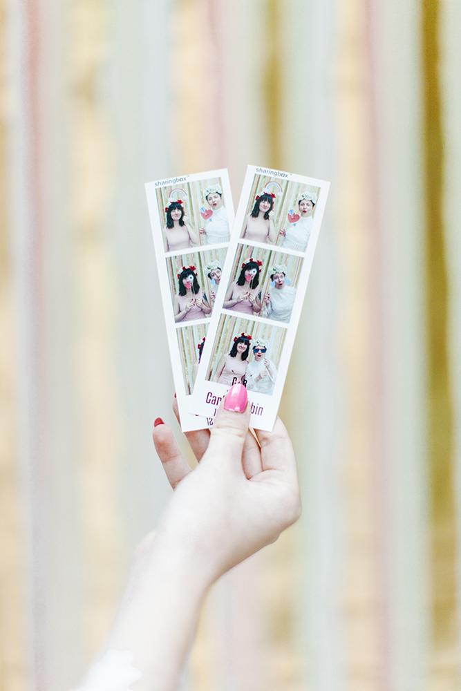 Super Le jeu de photobooth qui va vous surprendre | Blog mariage  CS82