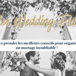 Un atelier wedding-planning exceptionnel !