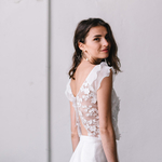 La collection de robes de mariée 2018 d'Aurélia Hoang