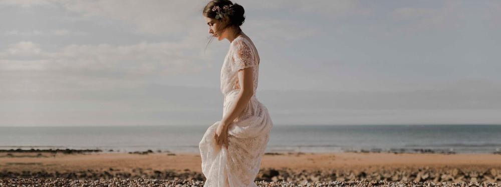 Under The Apple Tree : sa collection de robes de mariée 2018