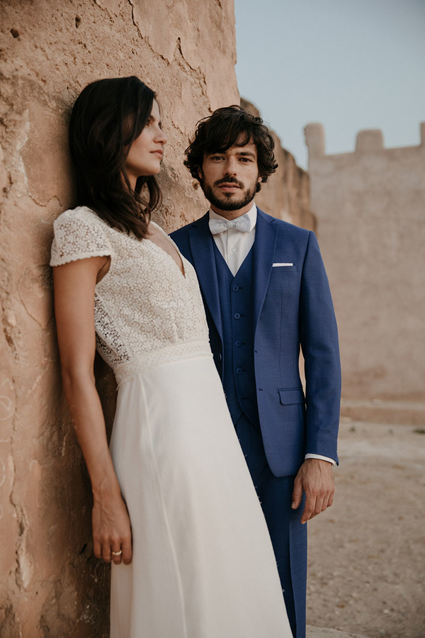 la collection de costumes 2018 de faubourg saint sulpice blog mariage mariage original pacs. Black Bedroom Furniture Sets. Home Design Ideas