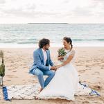 Décoration : un mariage simple et romantique sur la plage