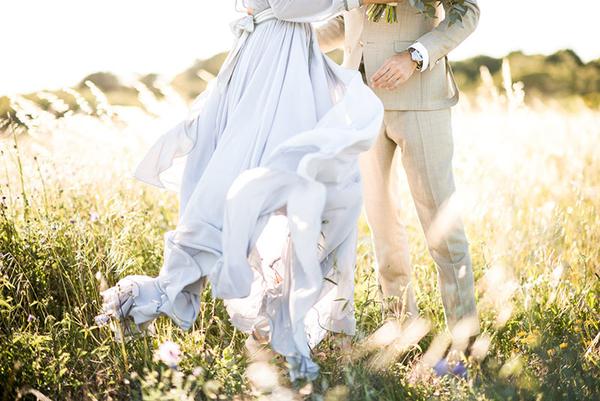 Connu Un mariage bleu au bord de l'eau | Blog mariage, Mariage original  UT02