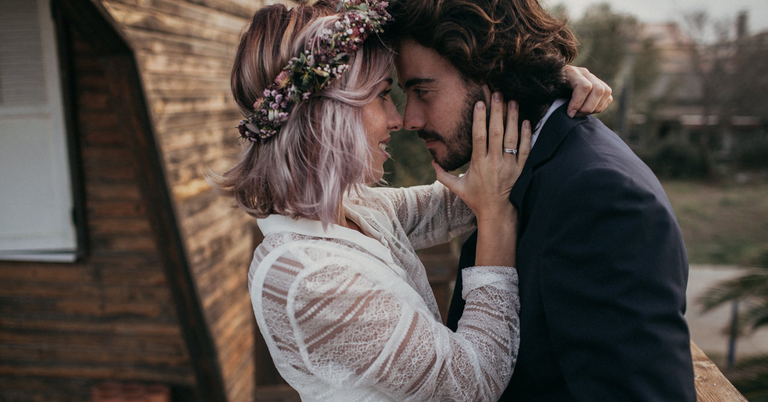 Un mariage cool & folk