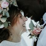 Un mariage en hiver