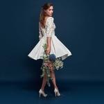 Des robes ultra féminine, un brin sexy mais sans en faire trop ? C'est la toute nouvelle collection civile  @maisonfloret inspirée des 60's 💅 👉🏻 lien dans notre story 👰🏼 📷 : @fabiopiemontestudio