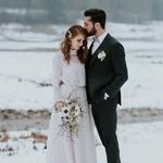 (Français) Un mariage minéral en hiver