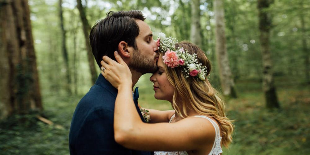 (Français) Mélodie & Christophe : un mariage champêtre dans le Val de Loire