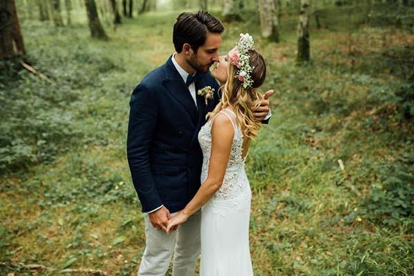 mariage champêtre dans le Val de Loire