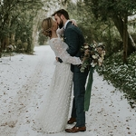 Mariage romantique & hivernal à Epernay