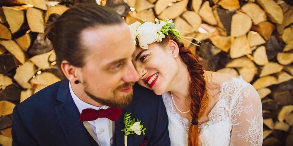 (Français) Victoria & Maxime : un mariage bucolique en Picardie