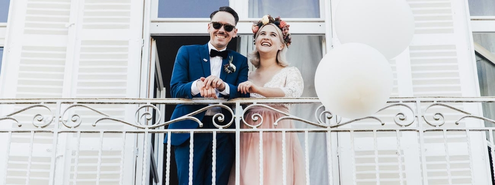 Marine & Julien : un mariage rock & champêtre dans les Pays de la Loire
