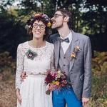 Marie & Grégory : un mariage créatif en Bretagne