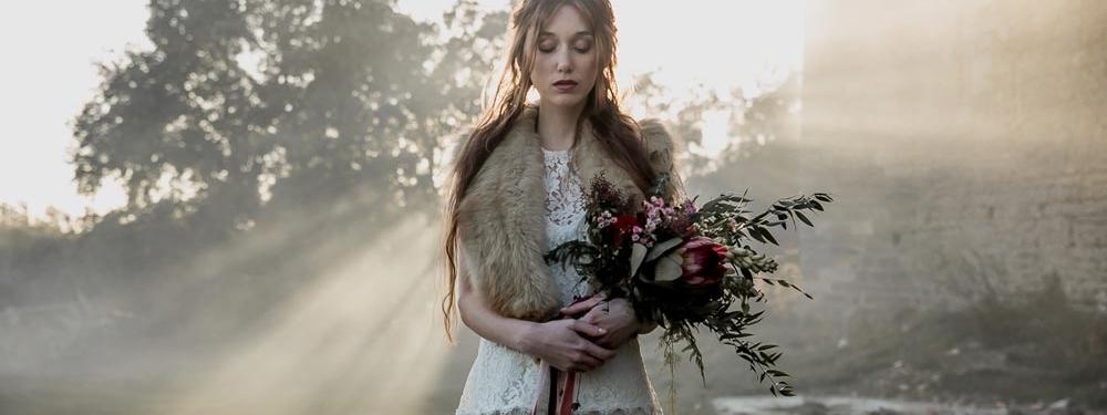 Un mariage digne d'un conte de fées au Château de Montlaur