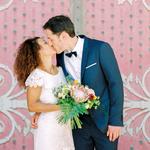 (Français) Leslie & Charles : un mariage cool dans les Bouches-du-Rhône