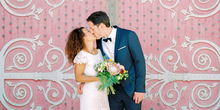 Leslie & Charles : un mariage cool dans les Bouches-du-Rhône