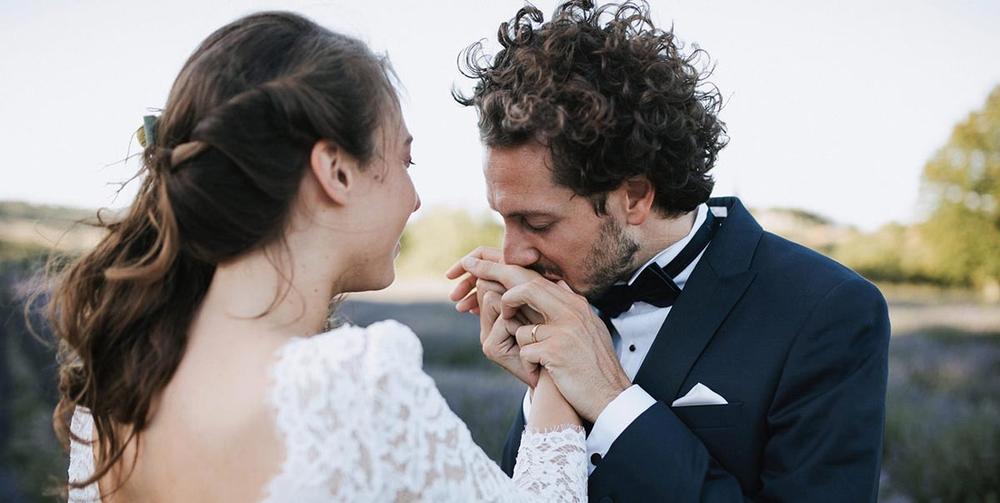 Clémence & Julien : leur mariage à la cool dans le Rhône-Alpes