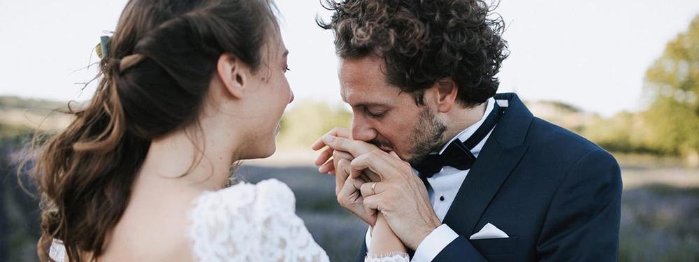 (Français) Clémence & Julien : leur mariage à la cool dans le Rhône-Alpes