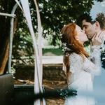Alice & Julien : un mariage bohème chic en Bourgogne