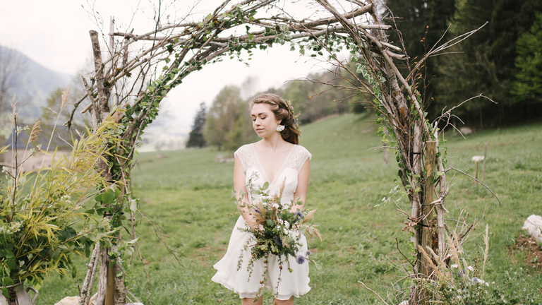 Un mariage en pleine nature en Rhône-Alpes