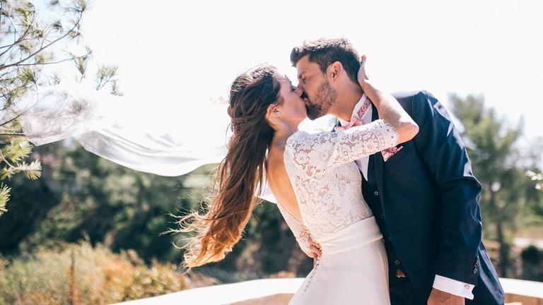 Lydie & Pierre : des idées pour un mariage champêtre en PACA