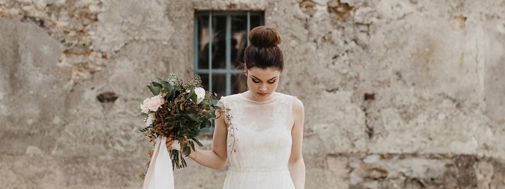 Des idées pour un mariage romantique chic en Ile-de-France