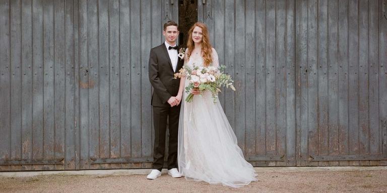 Un mariage chic et eco-friendly en Basse Normandie