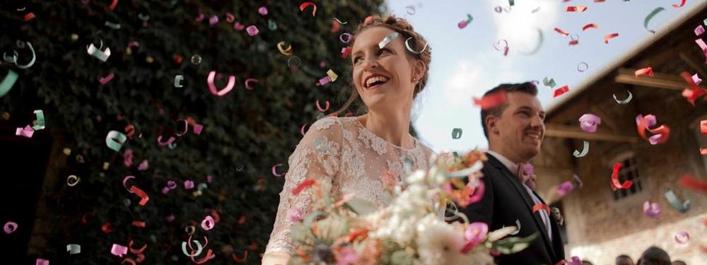 Charlotte & Axel : idées pour un mariage champêtre en Normandie