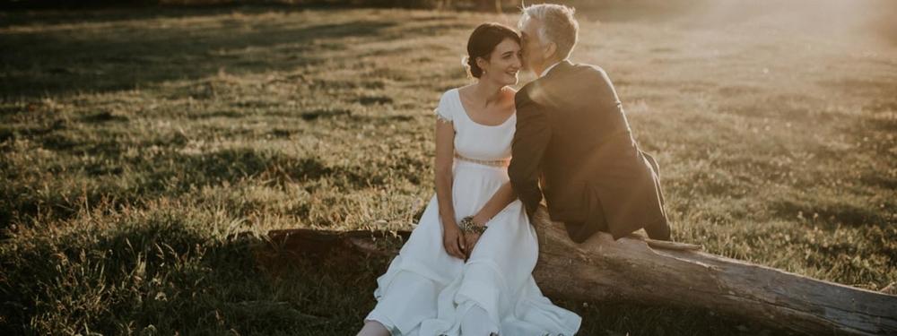 Alex & Andy : idées pour un mariage bohème en Auvergne
