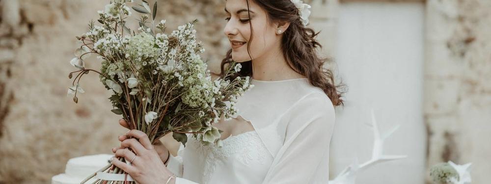 (Français) Un mariage comme un conte de fée en hiver en Pays de la Loire