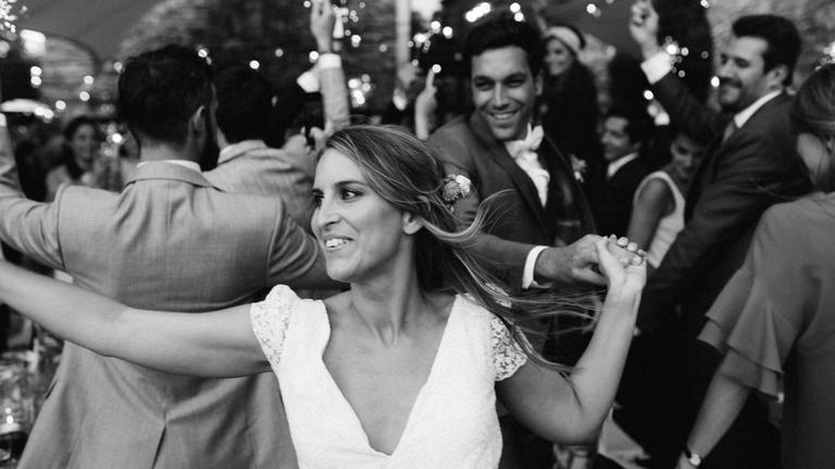 Joséphie & Mathieu : un mariage bohème en Occitanie