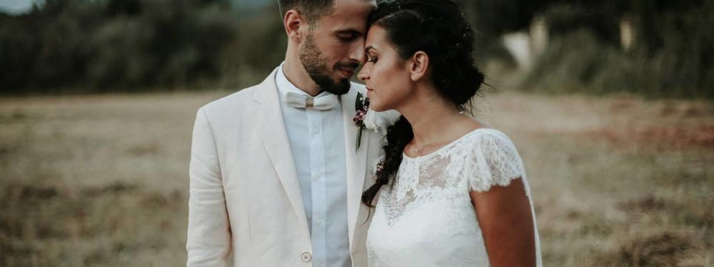 (Français) Elsa & Dimitri : un mariage champêtre en Bouches du Rhône