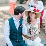 (Français) Pascaline & Amaury : un mariage champêtre fleuri en Italie