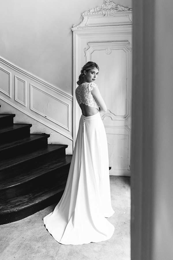 Harpe Paris nouvelle collection mariage