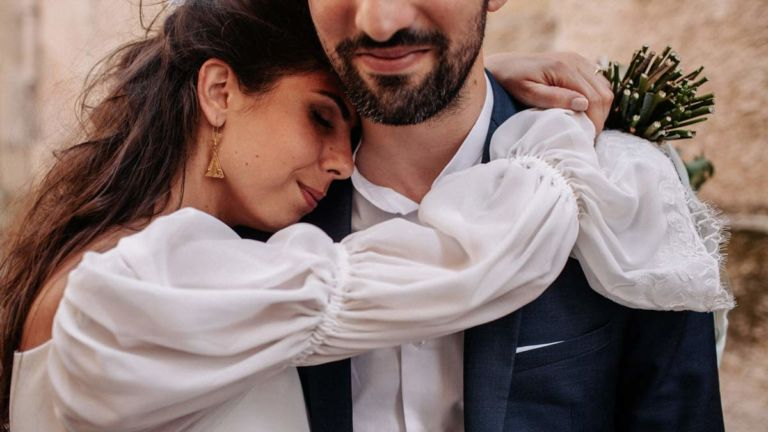 Marina & Pierre-Alexandre, mariage bohême et espagnole