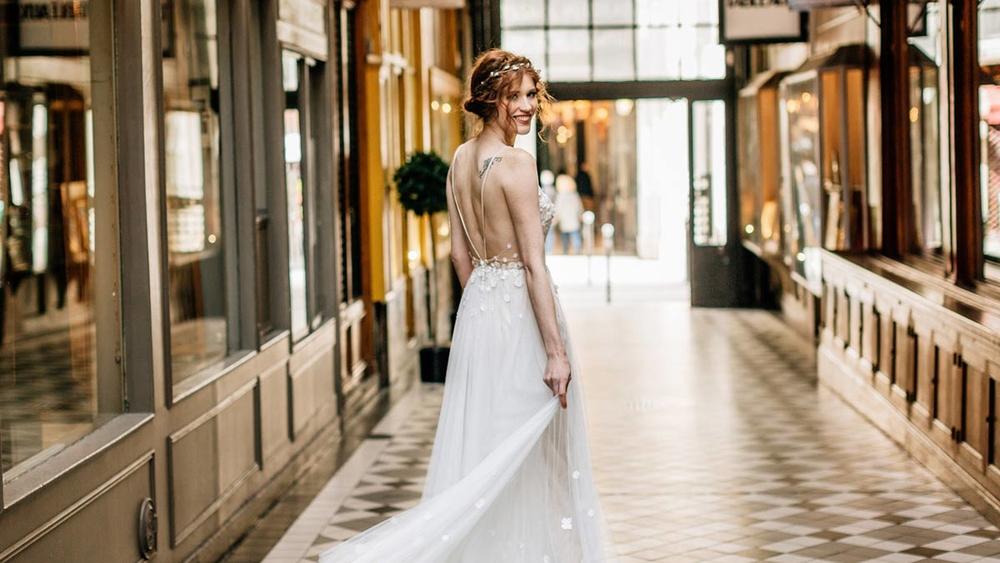 Chris Von Martial : une collection de robes de mariées sexy
