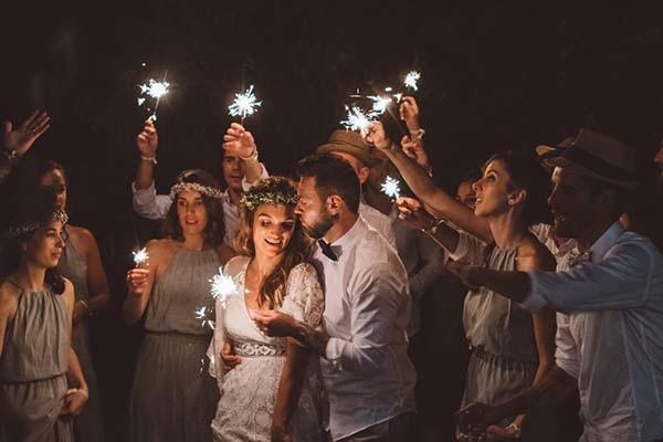 mariage bohême arrière pays niçois