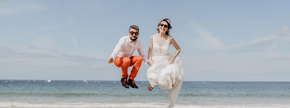 Marina & Alban : un mariage vintage dans un manoir des Côtes d'Armor