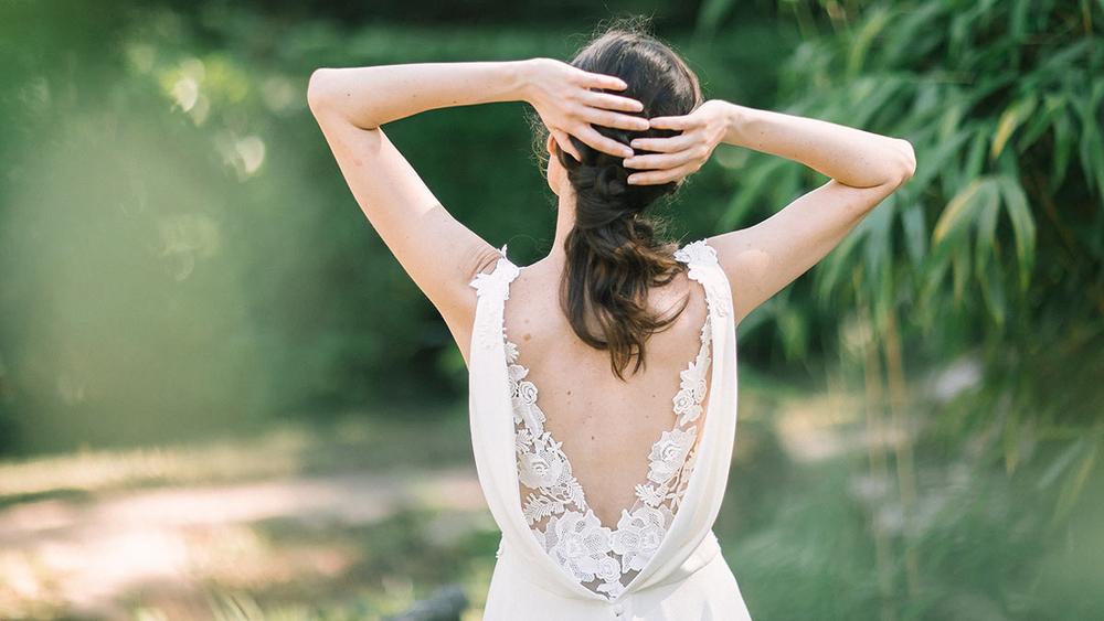 (Français) La collection 2019 des robes de mariées Oksana Kokhan