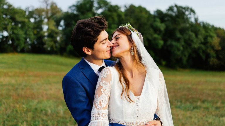 Léa & Luc : un mariage mexicain en Occitanie