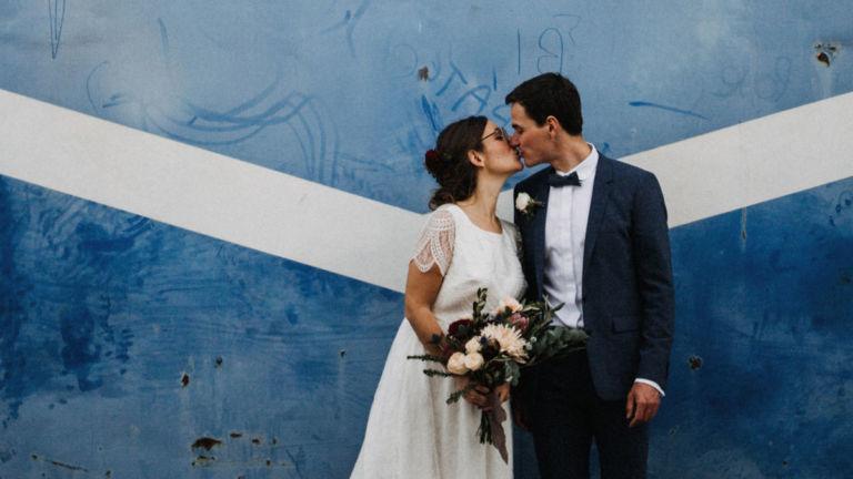 (Français) Julie & Julien : un mariage champêtre en Bourgogne