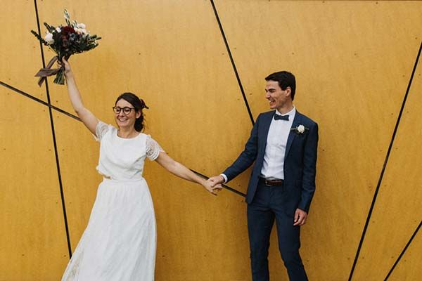 mariage champêtre Bourgogne