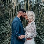 Mélody et Sébastien, un mariage bohème rock en Picardie