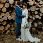 Laure & Dimitri, mariage bohême et intimiste en Normandie