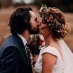 Amélie & Gaëtan, mariage bohème de conte de fées en Normandie